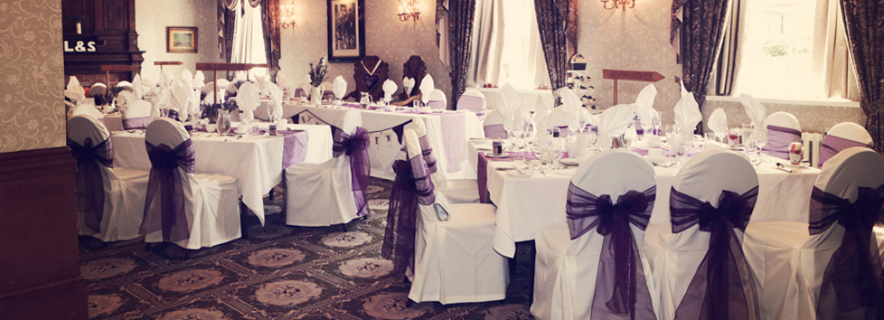 Wedding Decor and Chair Covers