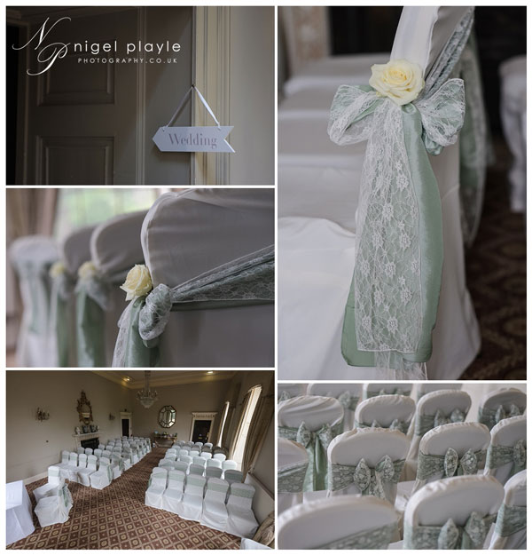 1a Linden Hall Chair Covers Flowers Styled And  ...