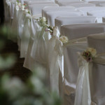 Aisle Chair Flowers