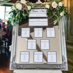 Table Plan Flowers